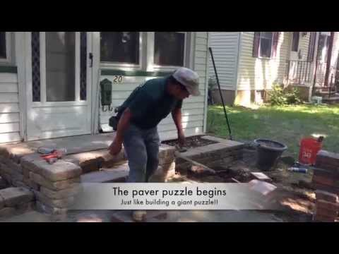 Hilltop Landscaping - Front Yard Renovation, Landscaping, Pavers | Denville, NJ