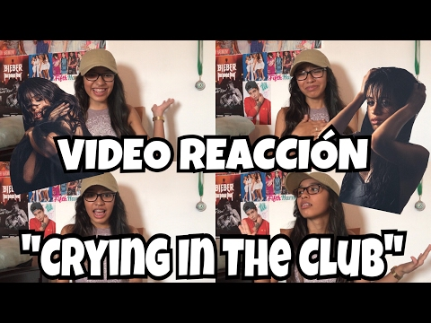 "Audio REACCION A ""Crying In The Club"" y ""I Have Quetions"" 