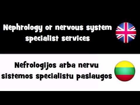 Header of nephrology
