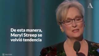Meryl Streep, contra el odio y racismo de Trump - Aristegui Noticias