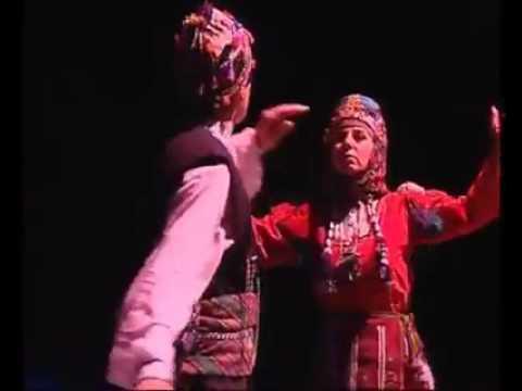 Amasya Türkmen-Türk Alevi Semahı - Drama Türküsü