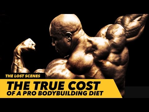 Phil Heath Reveals The True Cost of a Pro Bodybuilding Diet | Generation Iron
