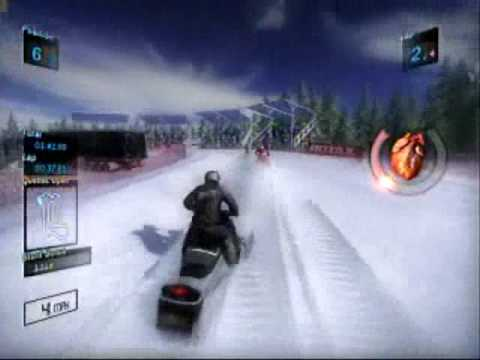 Ski Doo : Snowmobile Challenge Video Review - Xbox 360