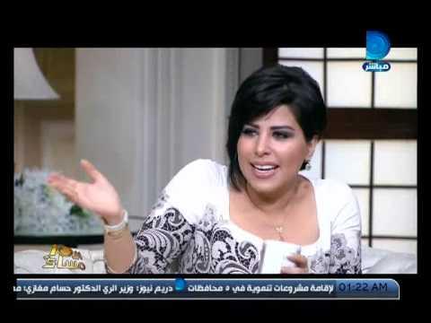 العاشرة مساء المطربة شمس توضح اسباب تنازلها عن الجنسية الكويتية