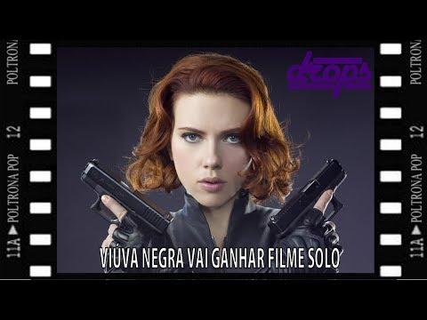 DROPS #91 – Viúva Negra Vai Ganhar Filme Solo | Poltrona Pop