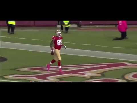 Vernon Davis | 2013/2014 Highlights | San Francisco 49ers