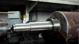 The Biggest Lathe in the World Part 04