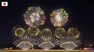 日本煙火秀 Japan firework display