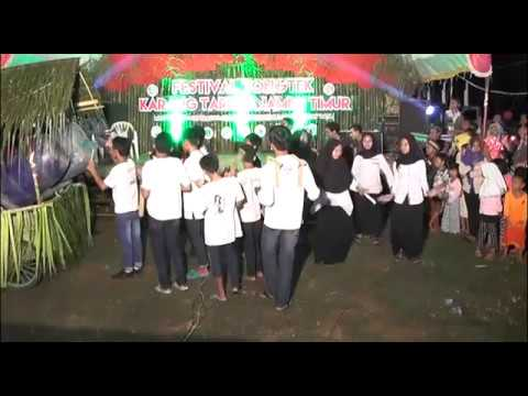 Padang Bulan - Lomba Tongtek Di Mlonggo JEPARA 2017 HD VIDEO