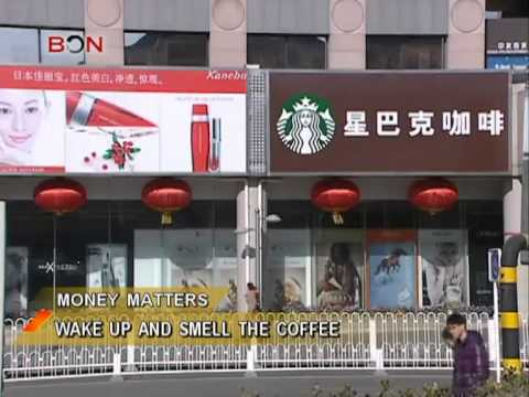 Wake up and smell the coffee. Starbucks is running China. - China Price Watch - October 17, 2013