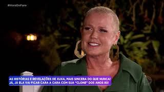 Xuxa fala sobre as grandes perdas que teve na vida