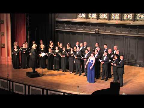Opera Dolce Live in Concert at Washington Irving High School NYC