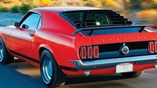 CNET On Cars - Top 5 Mustangs of All Time
