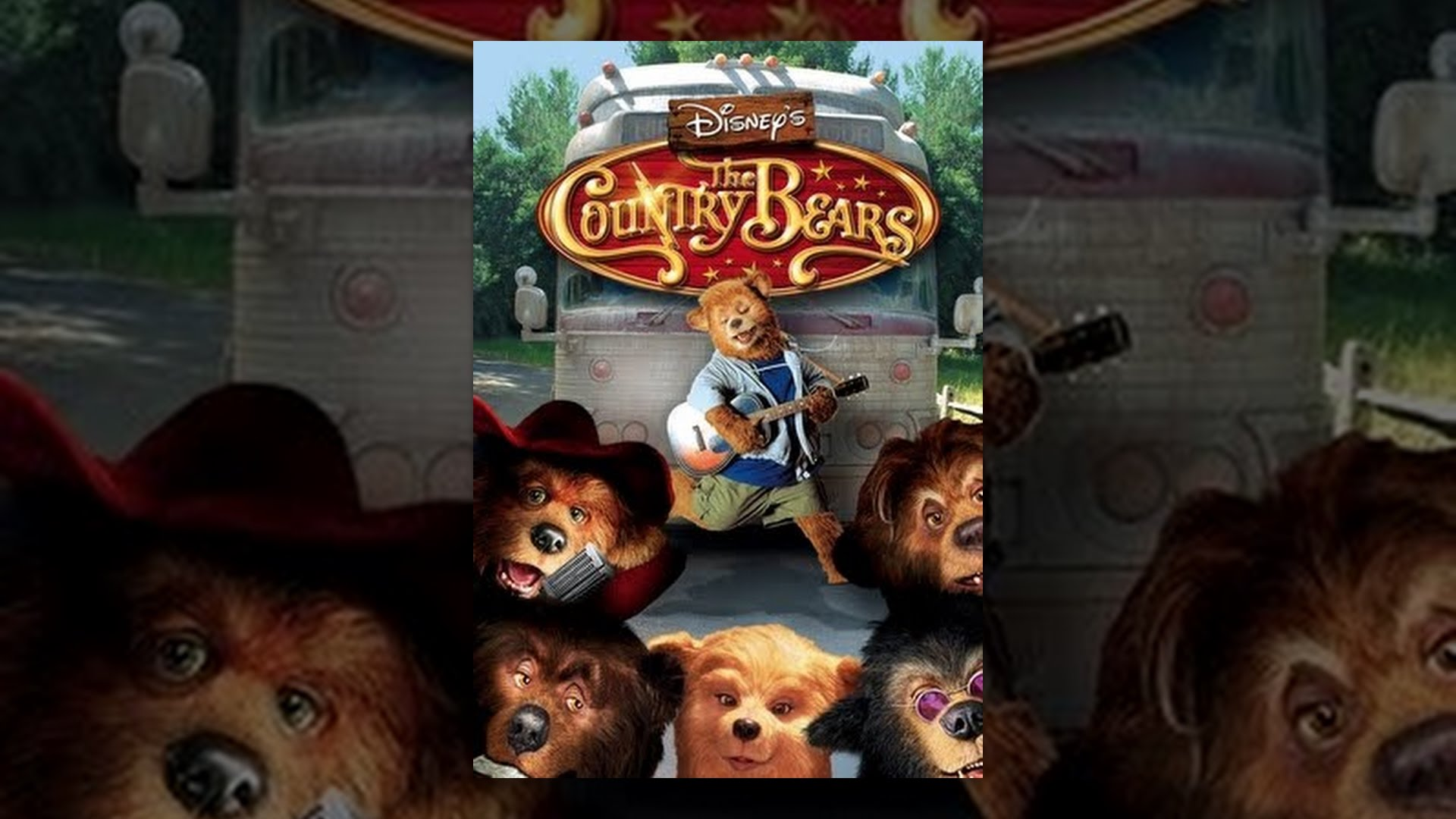 Movie 2002 the country bears