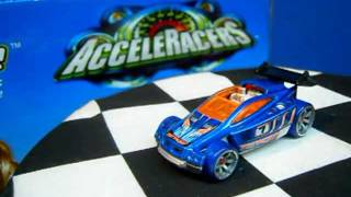 Team Teku from Hot Wheels AcceleRacers
