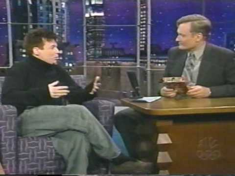 Mike Myers interview 2001