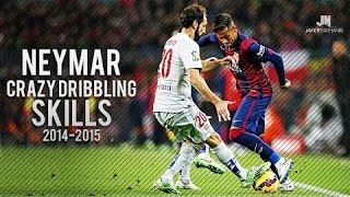 Neymar Jr ●King Of Dribbling Skills●