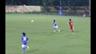 Cầu thủ Việt Nam bứt tốc khó tin, ghi siêu phẩm trước Malaysia  VL U19 nữ châu Á