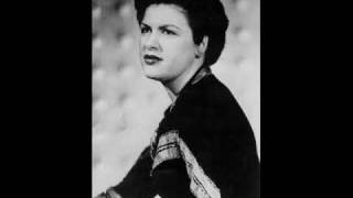 Watch Patsy Cline Heartaches video