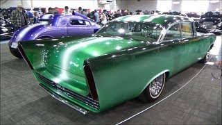 70th Annual Grand National Roadster Show (2019) - Indoor Displays