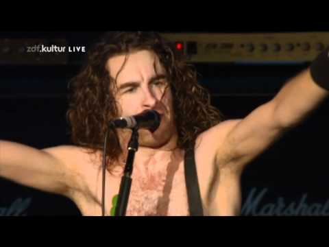 Airbourne - Live @ Wacken Open Air, 2011