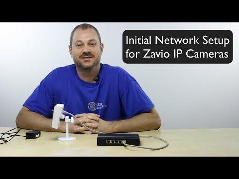 Zavio IP Camera Network Setup on Mac and Windows