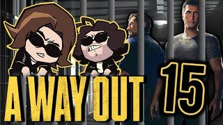 A Way Out: Assassin - PART 15 - Game Grumps