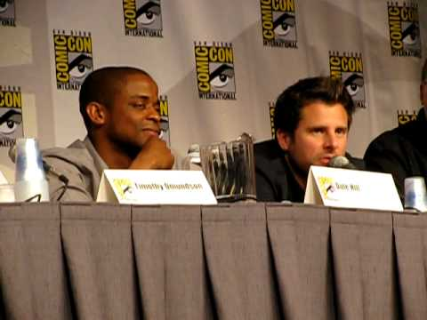 Comic-Con 2010: Psych (Best Prank)