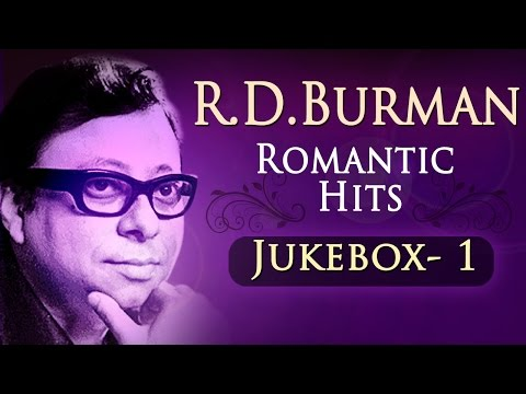 R.D. Burman Romantic Hits - Evergreen Romantic Songs  - Pancham...