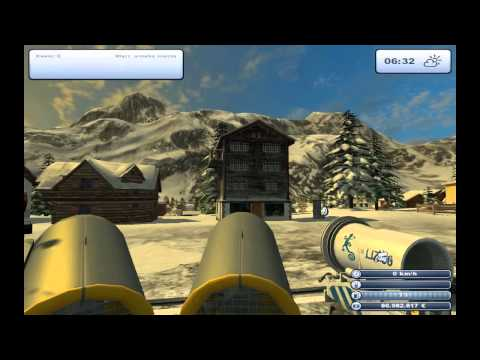 Ski Region Simulator 2012 Polski Gameplay #2