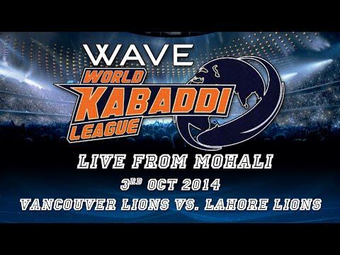 World Kabaddi League, Day 23: California Eagles vs Punjab Thunder