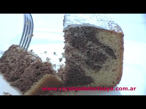 Torta 1 2 3 4 Marmolada - La torta mas fácil - Recetas de Tortas YA!