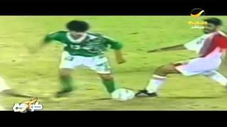 تقرير عن حسين عبدالغني كابتن نادي النصر
