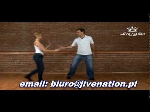 JIVE NATION POLAND - DVD MODERN JIVE - KURS TAŃCA W DOMU - PIERWSZY TANIEC - WESELE - BARBARY DANCE