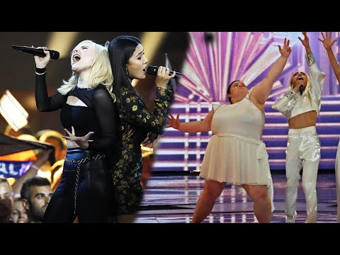 TOP 10 MOST DISLIKED EUROVISION 2019 PERFORMANCES