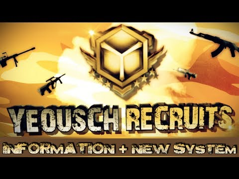 Yeousch Officer: New Recruits Program [Yeousch Recruits]