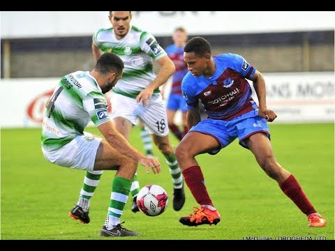FAI Cup - Drogs 1- 0 Shamrock Rovers 10th August 2018