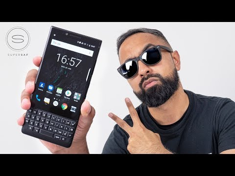 BlackBerry KEY2 UNBOXING