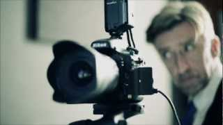 Behind the Scenes with John Wright and the Nikon D800