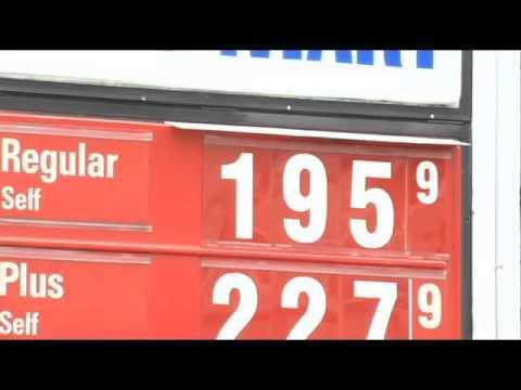 Cranston station sells gasoline below $2 a gallon