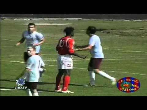 25-4-2012 sintesi Anziolavinio – Salerno Calcio 4-2