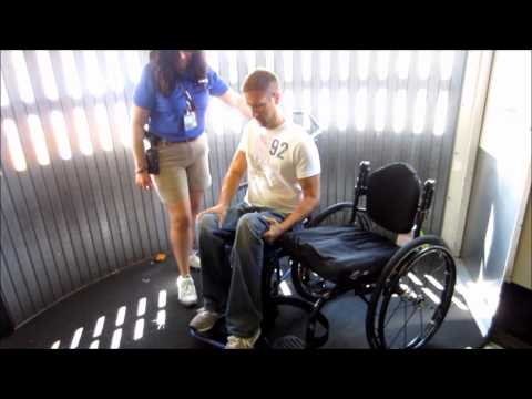 Flying as a Wheelchair User