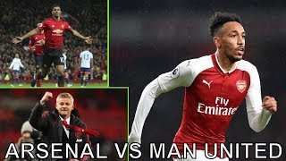 Arsenal vs Manchester United FA Cup Preview   The Football Terrace