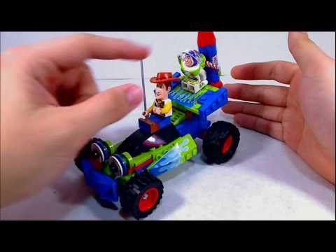 Lego Toy Story Woody And Buzz to the Rescue Review