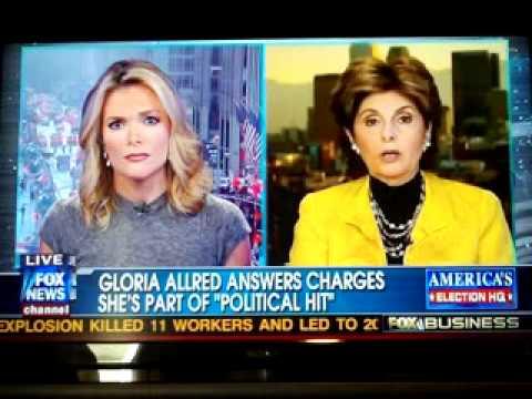 Megyn Kelly exposes Gloria Allred