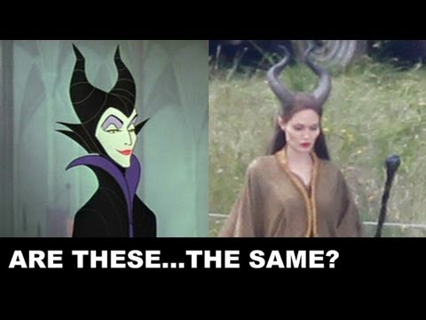 Maleficent Movie 2014 with Angelina Jolie UPDATE: Beyond The Trailer