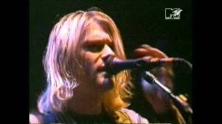 Nirvana - Veterans Memorial Coliseum (Arizona State Fair), Phoenix 1993 (clips)