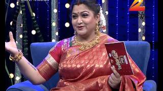 Simply Kushboo - Tamil Talk Show - Episode 21 - Zee Tamil TV Serial - Webisode