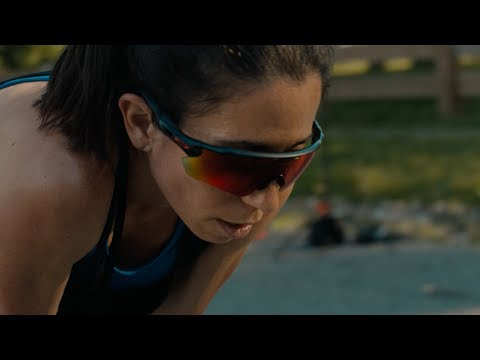 Michele Gonzalez #CantStop Running Towards The Finish Line   Oakley - One Obsession thumbnail