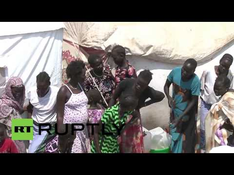 South Sudan: Fears of water shortage at UN camp